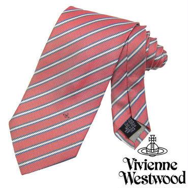 Vivienne Westwood ヴィヴィアンウエストウッド ネクタイ新柄 (637)