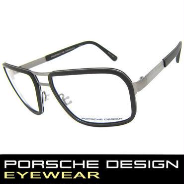 日本製 PORSCHE DESIGN ポルシェ チタン だてめがね 眼鏡 伊達メガネ サングラス  (5)