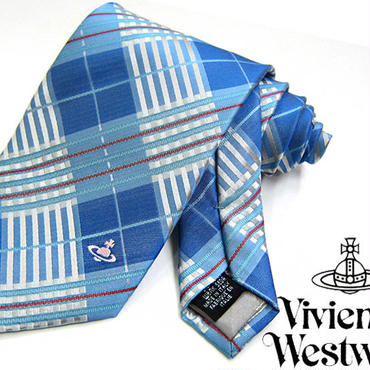 Vivienne Westwood ヴィヴィアンウエストウッド ネクタイ新柄  (418)