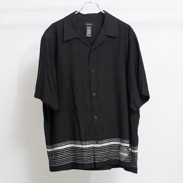 サーフオープンカラーシャツ