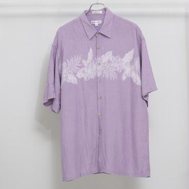 ペールトーンアロハシャツ