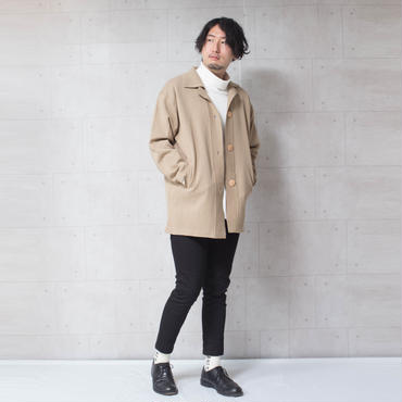 ミラノリブビッグジャケット