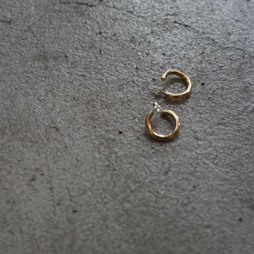 【受注販売】brass nuance pierce