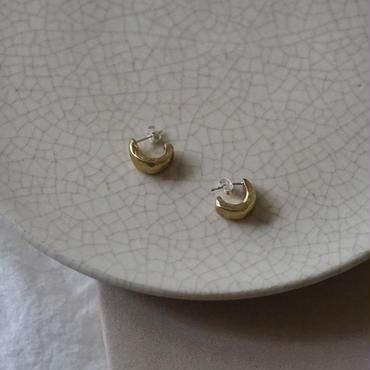 【受注販売4月下旬発送】mini motif pierce moon