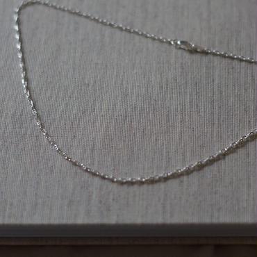 【受注販売】silver925 tibi chain choker