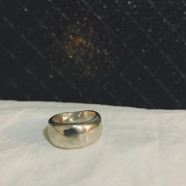 new【受注販売4月下旬発送】silver925  normal ring XS
