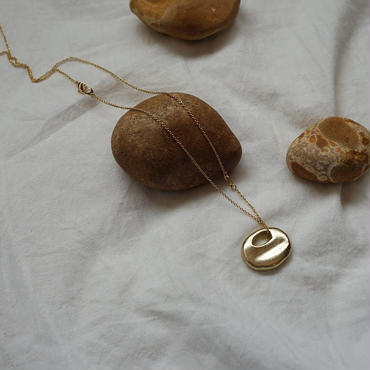 new【受注販売4月下旬発送】impact necklace