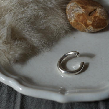 voll.【受注販売】wide nuance ring