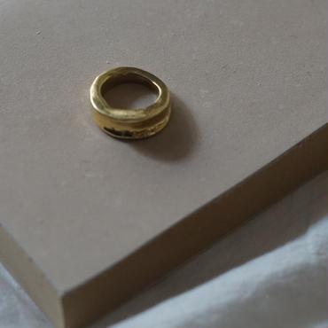 【受注販売4月下旬発送】P antique ring S