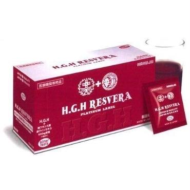 HGH RESVERA PLATINUM LABEL (12g×30袋入)