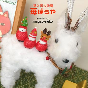 【セットでお得】苺ぼうやのクリスマスセット