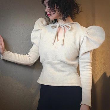 DECO depuis1985 MELANGE   limited model knit【BEIGE】