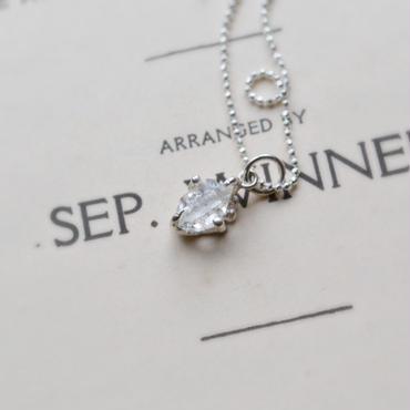 Herkimer Diamond  Necklace -8-
