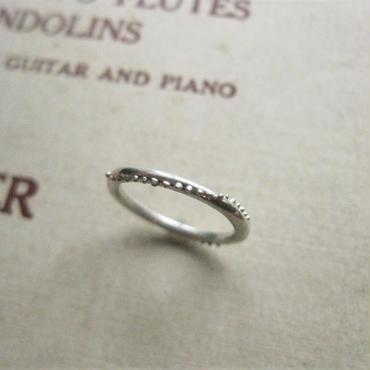 Drop Of Water Ring -Spiral-
