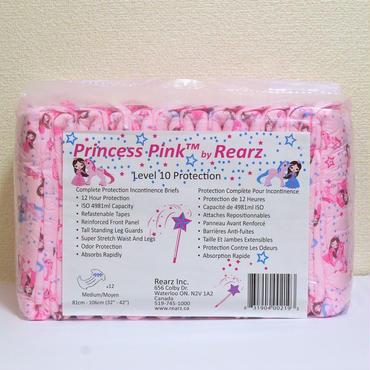 Rearz Princess Pink M 12枚入り