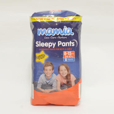 mamia Sleepy Pants 8枚入り
