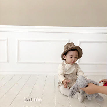 BB knit rompers set