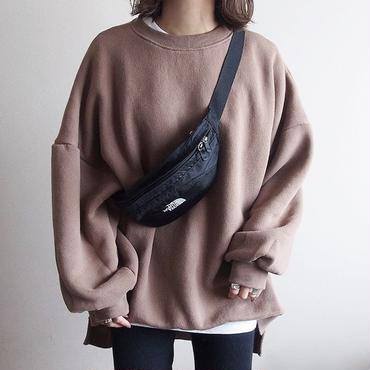 over  size sweat pullover(mama)