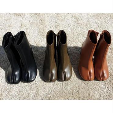 【ご予約】tabi short boots