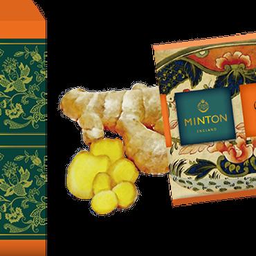 MINTON和紅茶(生姜チャイ)<鹿児島県産茶葉使用>