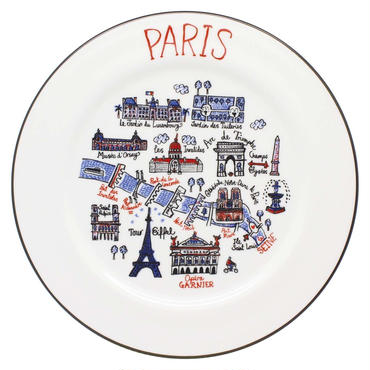 Cityscapes PLATE