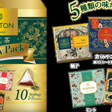 MINTON和紅茶 (バラエティパック)