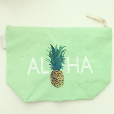 aloha clutch bag