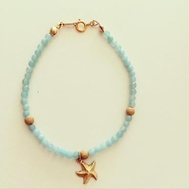 K14GF amazonite bracelet...❤︎