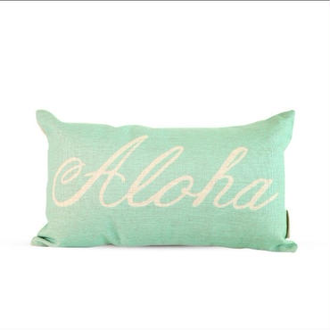 Aloha  pillow cover