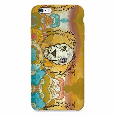 """Lion"" ライオン  iPhone 6/6s/5/5s/6plus/6s plus Cover [ soft / hard ]"