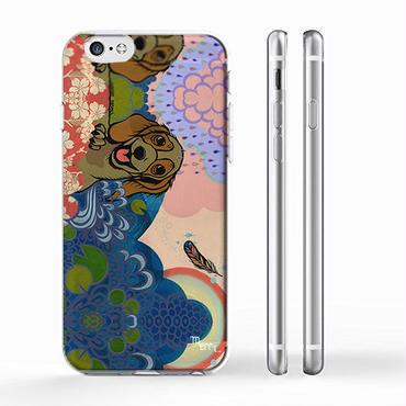 """Minamo""  iPhone 6/6s/5/5s/6plus/6s plus Cover [ soft / hard ]"