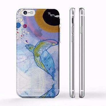 """Sea Turtle"" iPhone 6/6s/5/5s/6plus/6s plus Cover [ soft / hard ]"