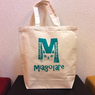 Miagolare オリジナルトートバッグ Mサイズ