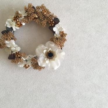 """【1点もの】Wreath """"Glitter"""""""