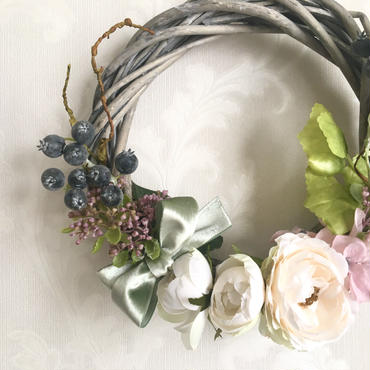 【1点のみ】Berry Sweet Wreath♡