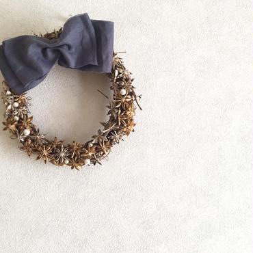 """【1点もの】Wreath """"Stardust"""""""