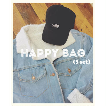 HAPPY BAG(5点入り)