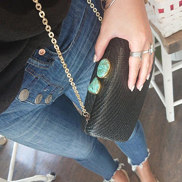 KAYU(カユ)/Jane.Black Turquoise