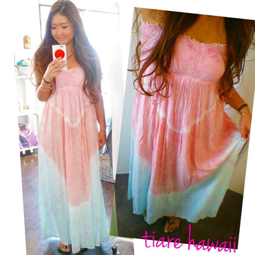 tiare hawaii(ティアレハワイ) / Seaside Long Dress