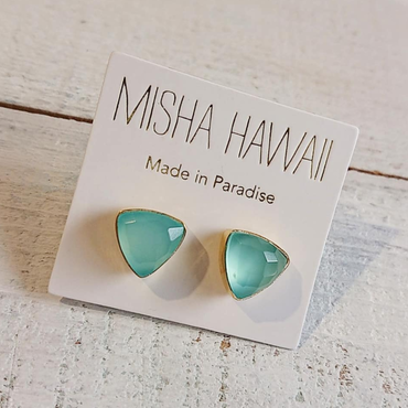 MISHA HAWAII/TRILLION STUDピアス