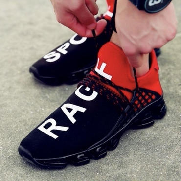 SPORT RAGIF red shoes