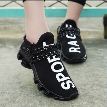 SPORTS RAGIF black shoes