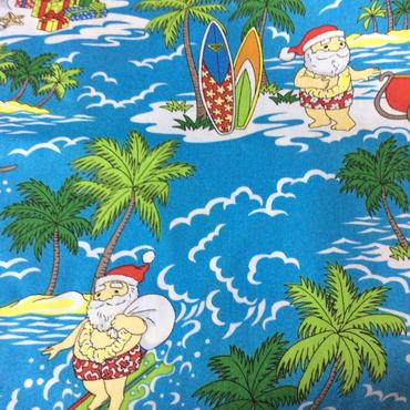 ブルー ハワイアンサンタ