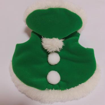 サンタさん*緑*Lサイズ