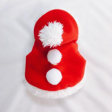 サンタのハーネス☆レッド☆Sサイズのみ