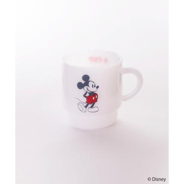 【 MILKWARE】 STACKING MUG MICKEY MOUSE