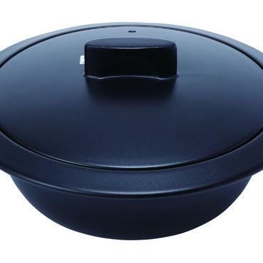 IH土鍋 ブラック 98-400-01