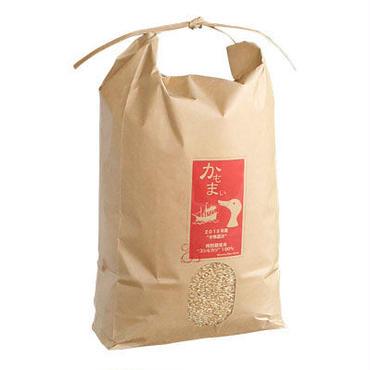 「かもまい」(29年度産 合鴨農法米) 玄米 5kg