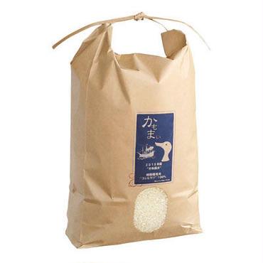 「かもまい」(29年度産 合鴨農法米) 精米 5kg