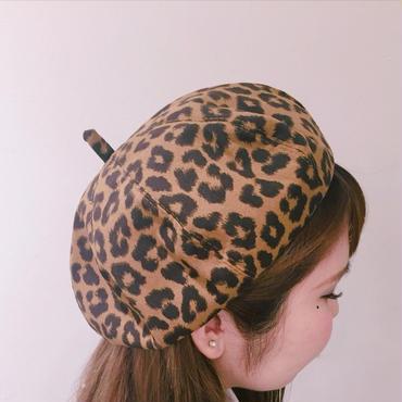 レオパベレー帽
